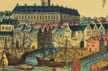 Meekaai around 1600