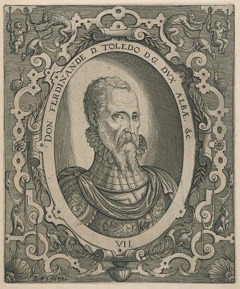 Alva, the Duke of Toledo, ordered that the citadel of Antwerp be built