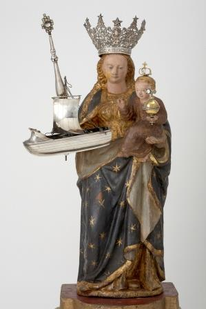 Seventeenth-century relic of Our Lady of Good Success