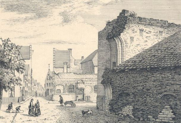 The crypt of St. Walpurga's Church (J .Linnig)