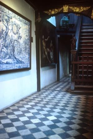 Hallway in the Brewers' House