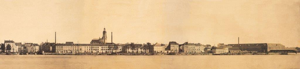 A view on Napoleon's quay