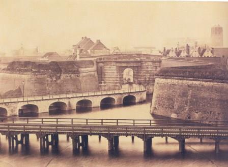The Red Gate circa 1860