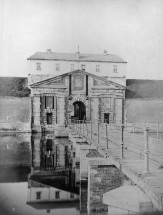 Main entrance of the citadel