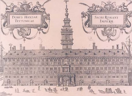 The Hanseatic House in Antwerp