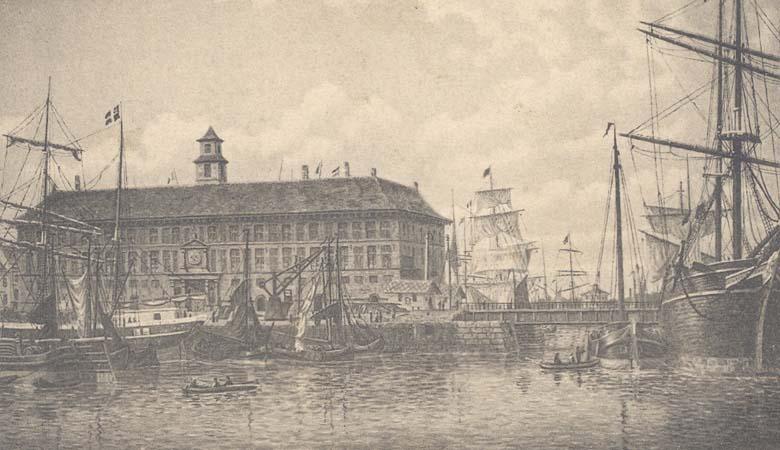 Hansahuis in Antwerpen