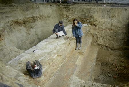 Archaeological survey in 1999